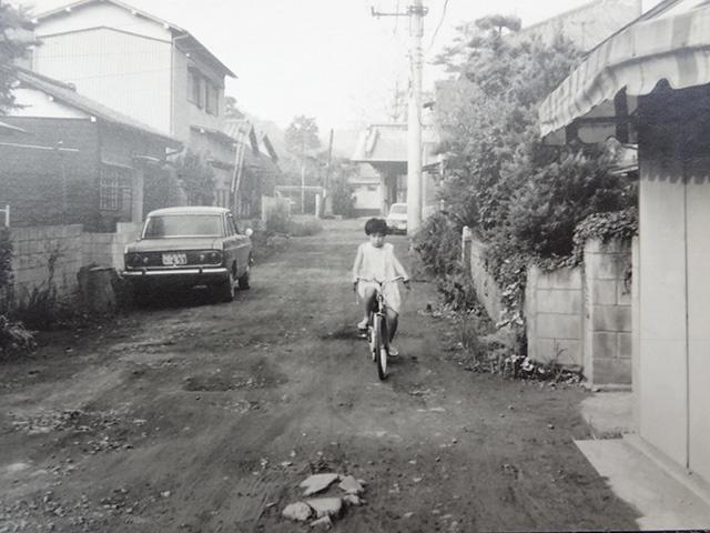 昭和レトロ 古い家族アルバム