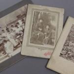 職業学校の授業風景:東京都練馬区で、元陸軍少将のご家族から戦前の古い写真を多数お譲り頂きました。3