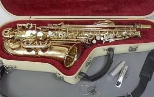 saxophone yanagisawa Prima A50