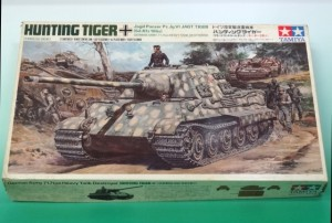 Tamiya hunting tiger