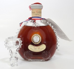Remy Martin louis XIII very old