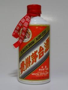moutai bottle