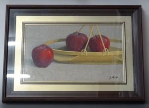 miura shunsuke oil painting