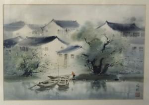 chinese art 施福國 福国