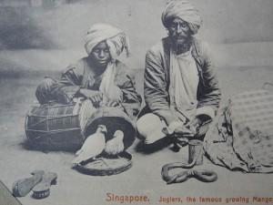 postcard meiji 8804