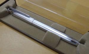 mont blanc 4 color pen