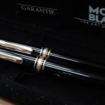 モンブランの万年筆、マイスターシュテックとシャープペンシルのセットをお譲りいただきました