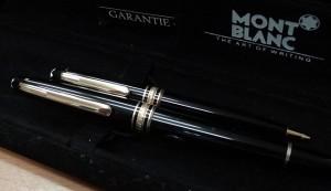 montblanc set