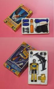 model figure micro man 2