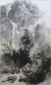 chinese artist ou ihou