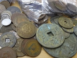 old coin chinese