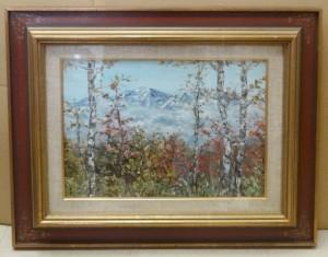 china taipei rin oil painting banshu