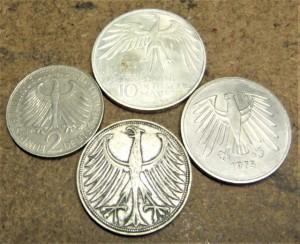 ドイツ マルク 硬貨