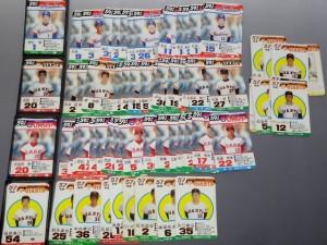 takara pro baseball card