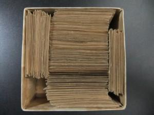 英単語カード