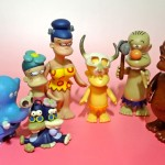東京都北区にて、ソフビ人形(アンパンマン/怪物くん/ギャートルズ/もーれつア太郎)、ミニカー、玩具等、昭和レトロなコレクターズアイテムをお譲りいただきました。