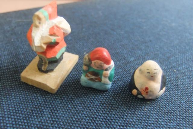 清水豆人形