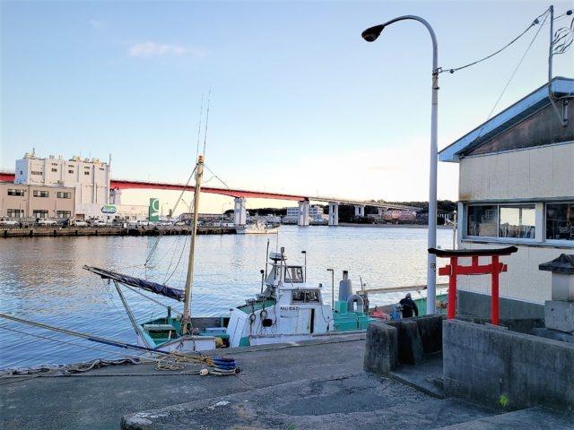 神奈川県三浦市漁港