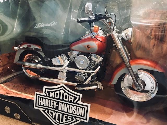 バービー バイク