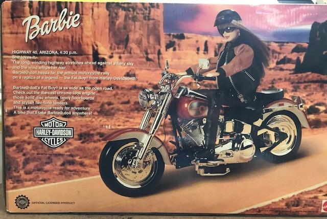 人形用 バイク