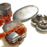 ボンボニエール 金平糖入れ 銀製小物