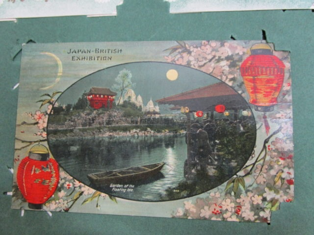 1910年日英博覧会絵葉書2