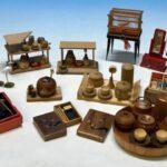 木工細工 おもちゃ アンティーク 買取
